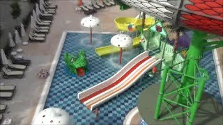 Crystal Sunset Luxury Resort & Spa . Turkey Side . Детский аквапарк.
