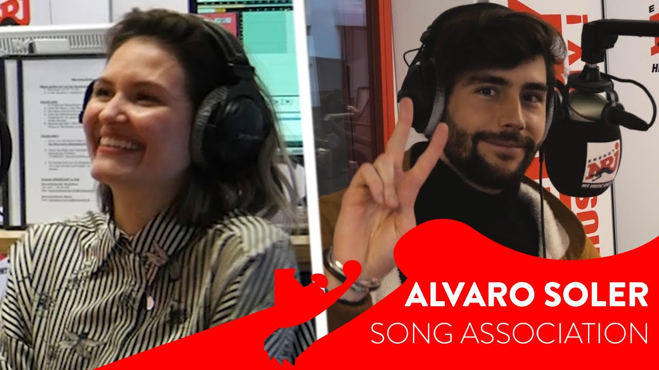 Alvaro interviewed by Radio Energy Berlin