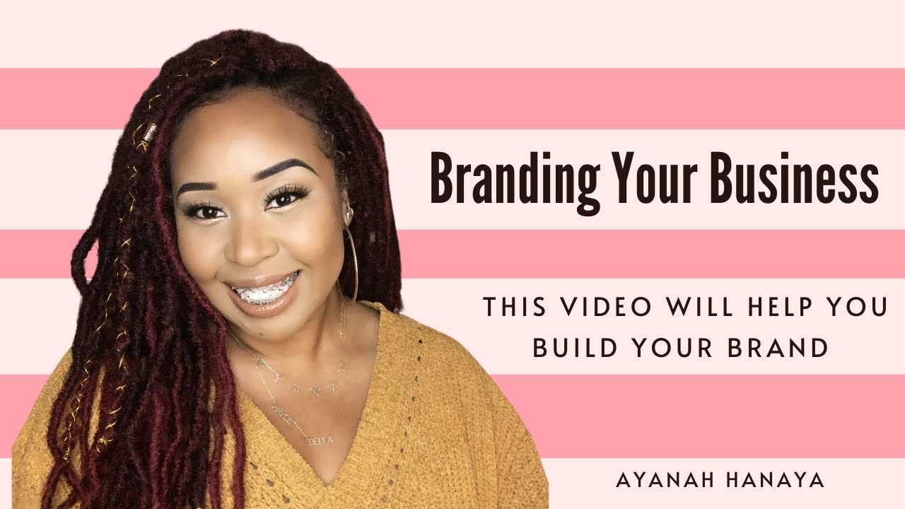How To Brand Your Business: Branding and building your branding board