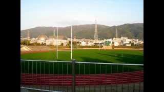 【東花園】陸上競技場