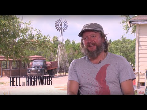 David MacKenzie Makes Magic With Jeff Bridges in HELL OR HIGH WATER