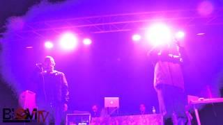 CHELA & DJ ZAHE - QUE ES ( Directo en BLEM EXTREM FESTIVAL 2012)