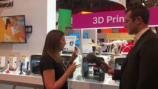 CES 2019:  Polaroid unveils brand-new PlaySmart 3D printer