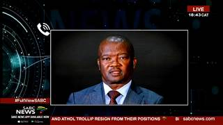 DA Federal Executive | Reaction to Maimane, Trollip resignations: Bantu Holomisa