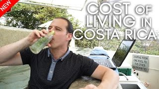Cost of living in Costa Rica