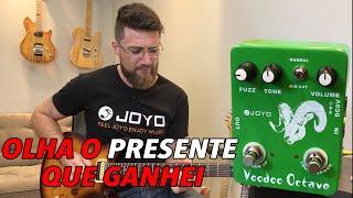 Joyo Voodoo Octave  (Review)