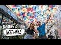 Bucharest STREET TOUR! - Secret Cafes & Hidden Street Art! (Bucharest, Romania)