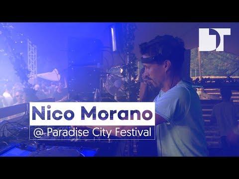 Nico Morano at Paradise City Festival (Belgium)