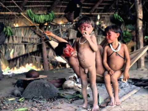 сексуальные племена джунгли