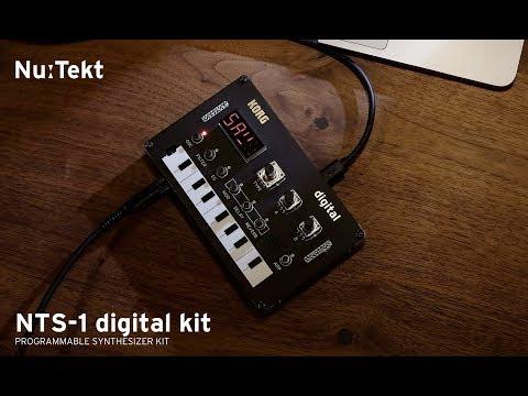 Nu:Tekt NTS-1 digital kit - Build it, tweak it, connect it