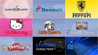 brands of the world list