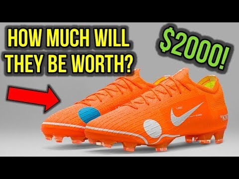 6dc23555be5 RESELLING THE OFF-WHITE NIKE MERCURIAL VAPOR 12!  HOW MUCH WILL THEY BE  WORTH