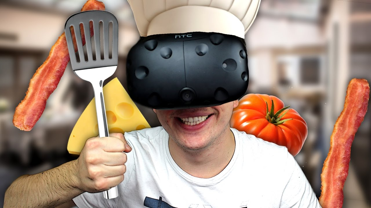 On devient cuisinier job simulator vr youtube for Job cuisinier