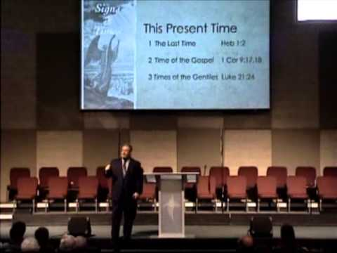 Signs of the Times: This Present Age (Andy Chute, Senior Pastor)