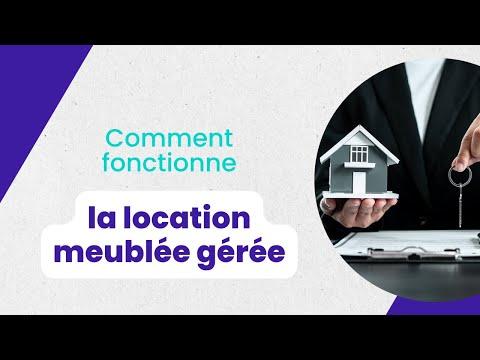 Comment Fonctionne La Location Meublée Gérée (LMNP) ?
