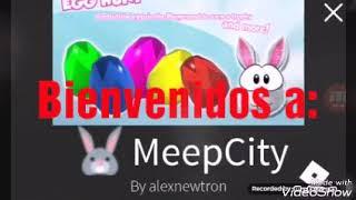 Donde estan los huevitos de roblox Meepcity   Nenas Creativas
