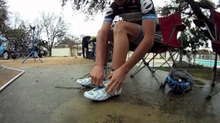 CycleSoles Chipotle-Top Solar Team Training Camp 2012
