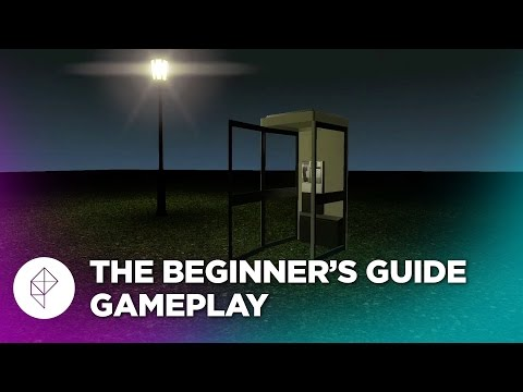 The Beginner's Guide is a challenging game about validation and isolation