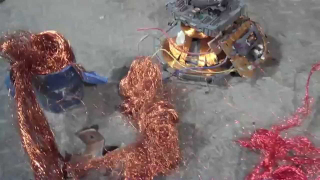 Determining Types of Copper Wires - YouTube