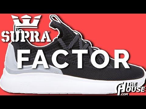 2019 Supra Factor Shoes