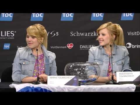 ESCKAZ in Copenhagen: Press-conference with winners of First Semifinal