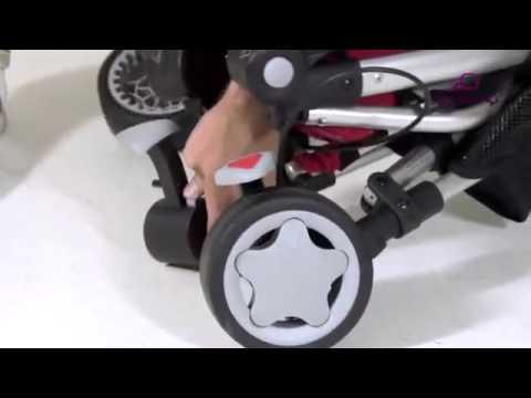 quinny zapp instructional video youtube rh youtube com Graco Car Seat Installation Manual Evenflo Titan Car Seat Manual