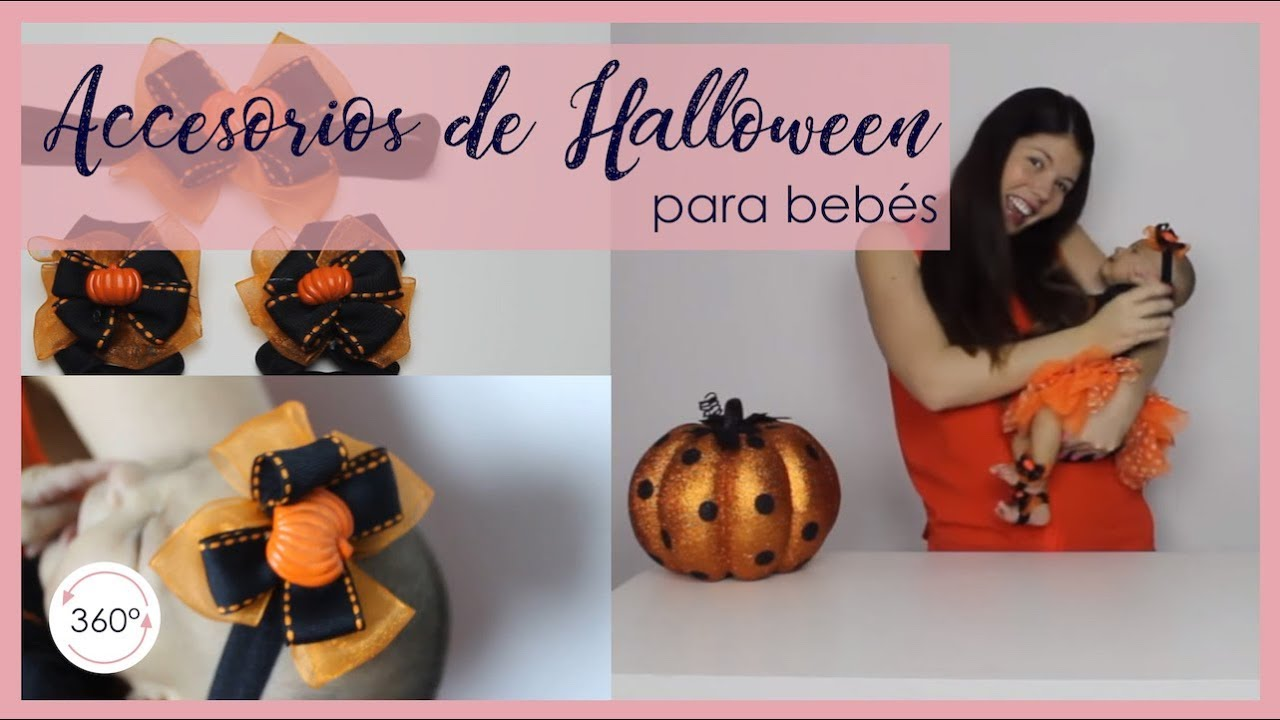 Diy accesorios de beb disfraces para bebe en halloween - Disfraces bebe halloween ...