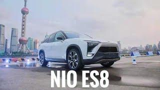 Китайский Электромобиль С Пожизненной Гарантией NIO ES8     Тест-драйв и первые...