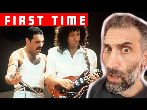 Queen- Live Aid 1985 First Time Reaction