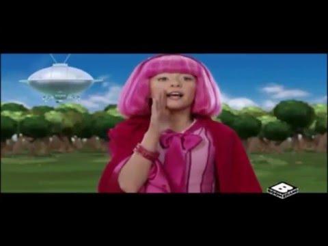 LazyTown - Caperucita Rosa