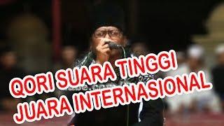 Video Qori Suara Tinggi, KH Mu'min Ainul Mubarok, Juara Internasional download MP3, 3GP, MP4, WEBM, AVI, FLV Maret 2018