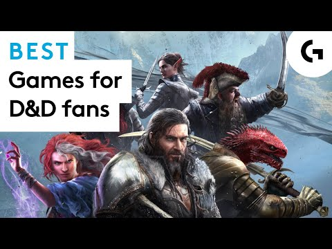 Best Games To Play If You Love Dungeons & Dragons