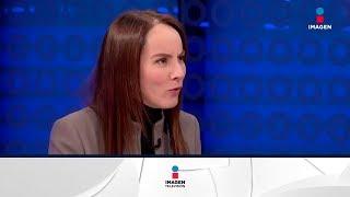 Entrevista con Gabriela Cuevas | Noticias con Yuriria Sierra