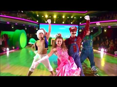 Mario Odyssey Dance