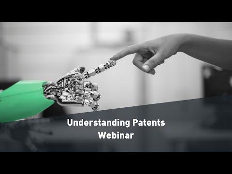 Understanding Patents Webinar