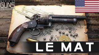 How does LeMat revolver work ?