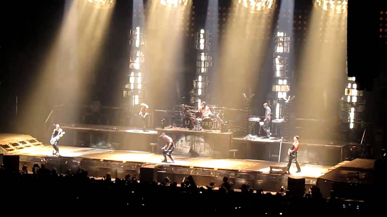 rammstein du hast live msg nyc dec 11 2010 hd youtube. Black Bedroom Furniture Sets. Home Design Ideas