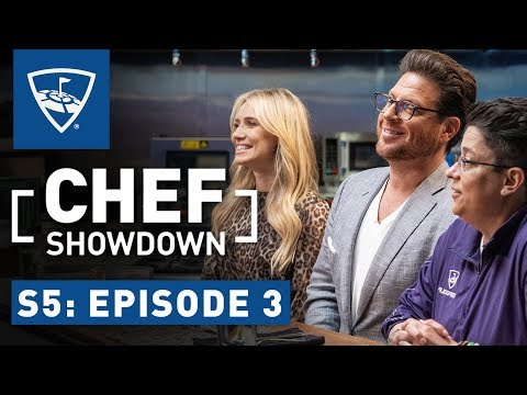 Chef Showdown | Season 5: Episode 3 | Topgolf