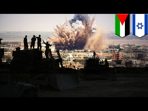 How to talk about Gaza... - TomoNews US  - kM62vXAGqb0 -