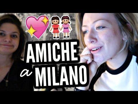 SERATA TRA AMICHE A MILANO | EmmaVlogs