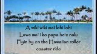 Hawaiian Roller Coaster Ride by Jump5 With Lyrics