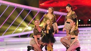 """În a şaptea ediție a sezonului 6 """"Next Star"""", Giulia Danca a cântat..."""