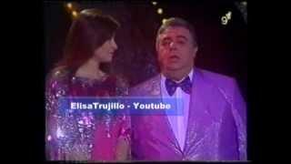 """""""Las Gatitas de Porcel"""" - DANIELA ROMO de L u j o ! ! ! - Canta / HUMOR"""