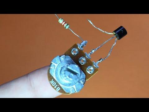 LED Dimmer Circuit DIY