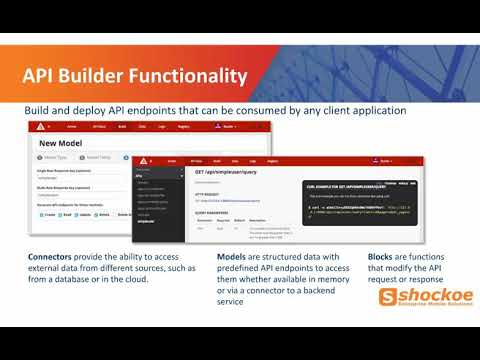 Why API Builder stands out in the market