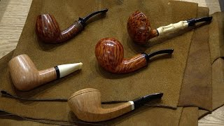 Danish pipe shop