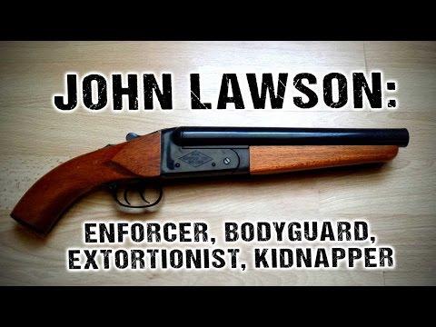 Enforcer, bodyguard, extortionist, kidnapper...