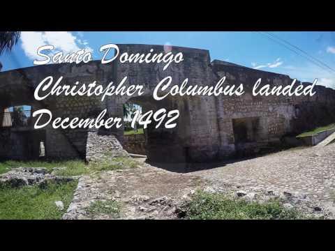 Dominican Republic Road Trip, Jarabacoa, Barahona, Santo Domingo, GoPro Hero 4