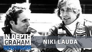 Niki Lauda on James Hunt