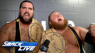 Heavy Machinery want more championships: SmackDown Exclusive, June 11, 2019